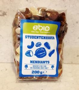 Studentenhaver, organic, 200gr.